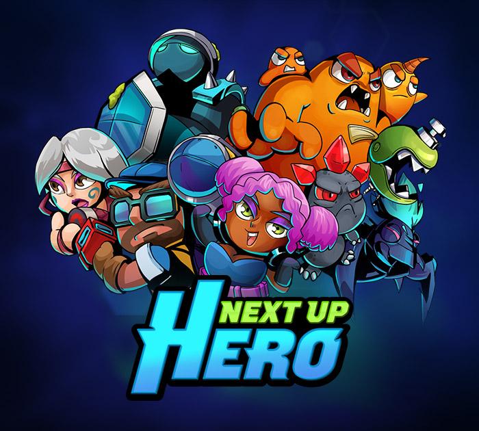 Next Up Hero! || Probamos la beta || Comunidad Gzone