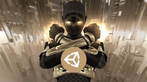 Unity, motor de videojuegos