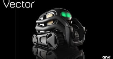 Vector by Anki, el robot inteligente en 2020