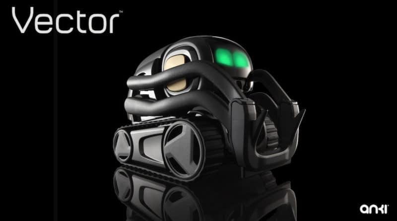 Vector by Anki, el robot inteligente en 2020