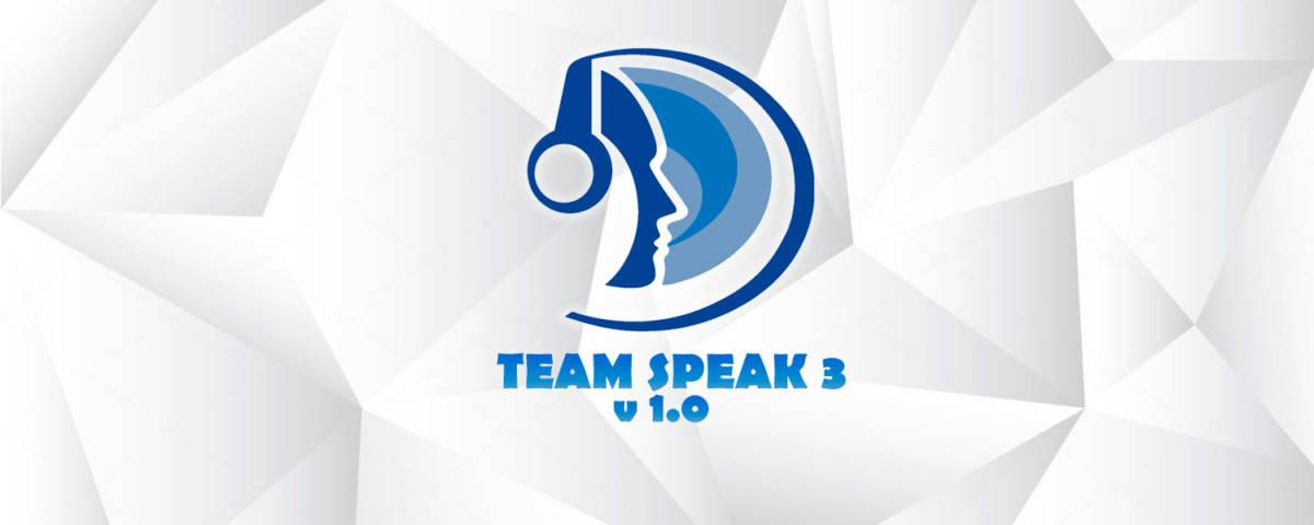TeamSpeak 3 v1.0